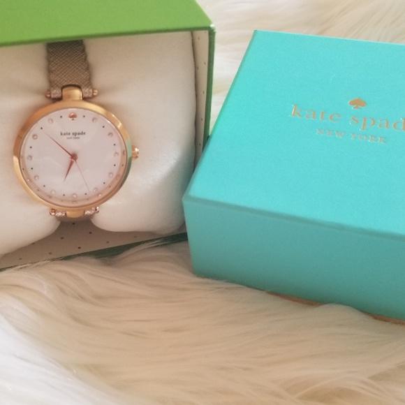 kate spade Jewelry - HP💗NWT* Kate Spade New York Rose Gold Watch*